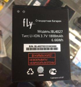 АКБ на Fly BL4027