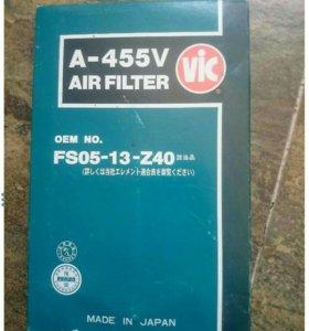 MAZDA Capella A-455v фильтр возд.