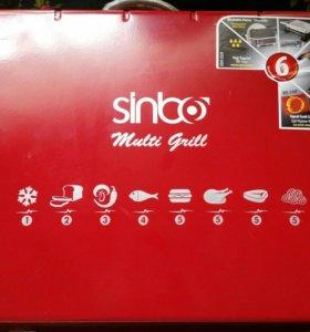 Тостер-гриль Sinbo