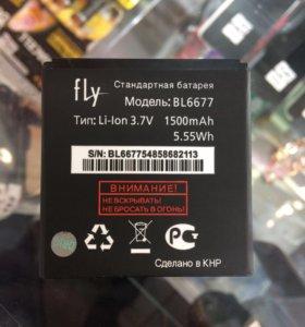 АКБ на Fly BL6677