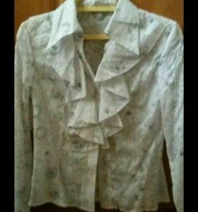 Блузка (отдам за)