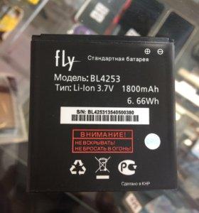 АКБ на Fly BL4253