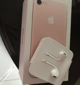 Новые оригинальные наушники для iPhone 7