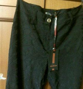 Новые Турецкие жакардовые брюки