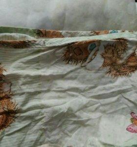 Балдахин на кроватку детскую