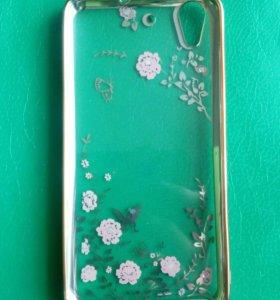 Для Huawei Y6 Y 6 SCL-L21 Case Cover, мягкие TPU Т