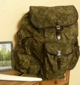 Новый рюкзак для рыбака и охотника
