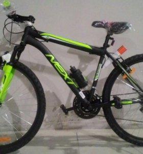 Новый горный велосипед мужской и женский