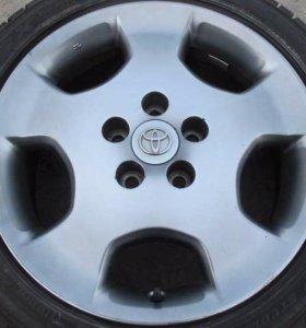 Литье R17 5/114,3 Toyota Оригинал!
