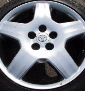 Литье R18 5/114,3 Toyota Оригинал!