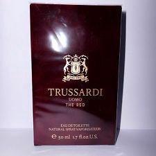 TRUSSARDI UOMO THE RED