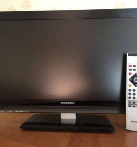 Телевизор ERISSON в отличном состоянии.