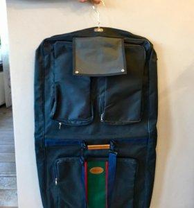 Портплед сумка-чехол для одежды