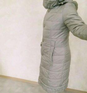 Пальто синтепон 44-46р-р.
