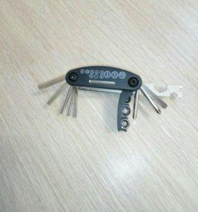 Велосипедный ремонтный набор