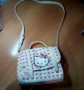 Сумка через плечо Hello Kitty