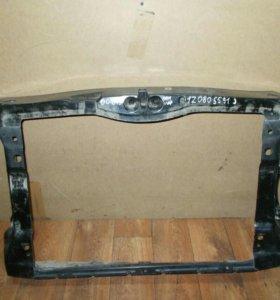 Панель передняя бу Skoda Octavia A5 OEM 1Z0805591J