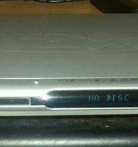 DVD проигрыватель + караоке