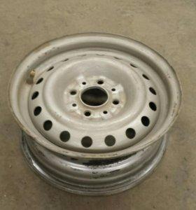 диск колеса для ВАЗ 2110