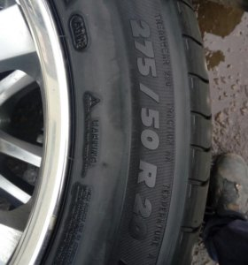 Комплект колес R20