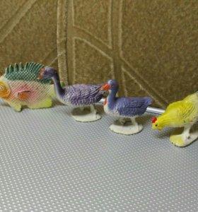 Киндер и другие игрушки