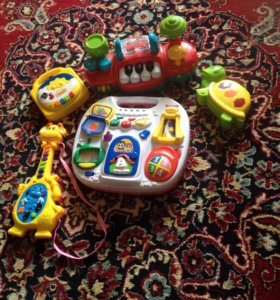 Игрушки музыкальные