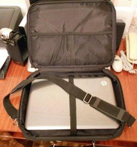 Ноутбук HP Pavilion G6-1004er+кейс