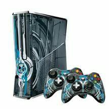 Xbox 360 Halo limited edition + игры