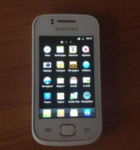 Samsung galaxy mini GT-S5660