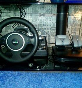 Руль для ПК, PS3, Xbox.