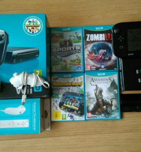 Wii u Premium Pack