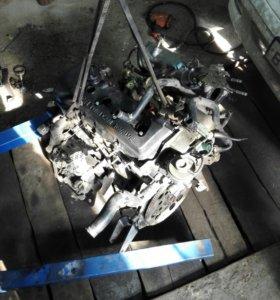 Двигатель qg15de nissan sunny wingroad