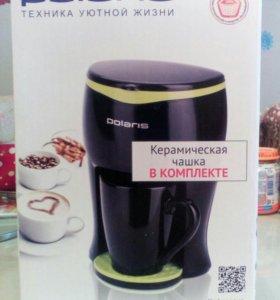 Кофеварка капельная.