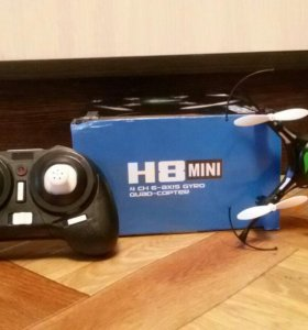 Квадрокоптер EACHINE H8MINI