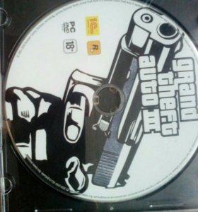 Продам игру GTA 3