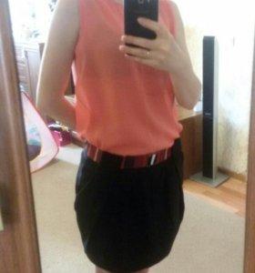 Юбочка и блузка.