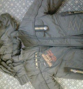 Куртка штаны зима