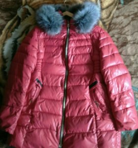 Куртка зимняя 56р.