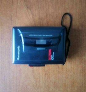 Миникассетный магнитофон Panasonic RQ-L307
