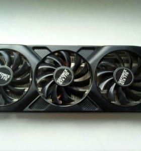 Видеокарта Palit GeForce GTX 770 OC 2GB