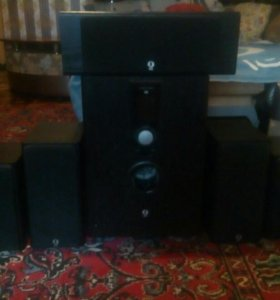Акустика SVEN audio HA-350 AV SYSTEM