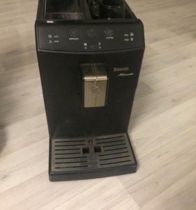 Автоматическая кофемашина Saeco minuto