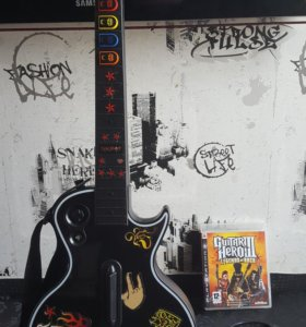 Guitar Hero для PlayStation 3