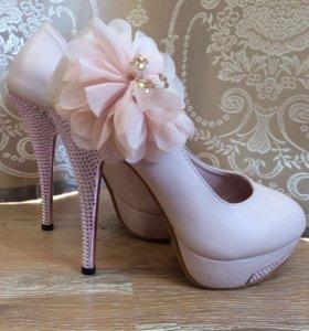 Туфли. Новые. 36 размер
