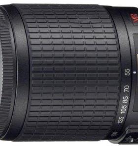 Nikon 55-200mm f/4-5.6G AF-S DX VR ED