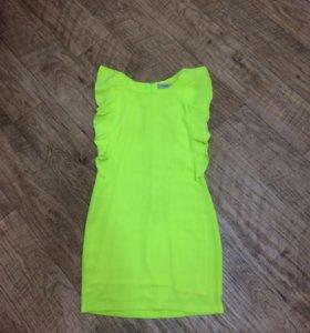 Платье б/у