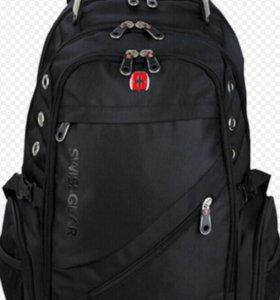 Рюкзак швейцарского бренда. Бесплатная доставка.