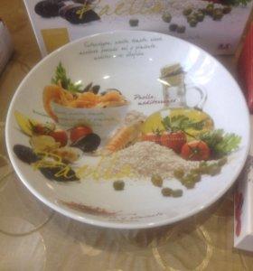 Блюдо-Салатник.