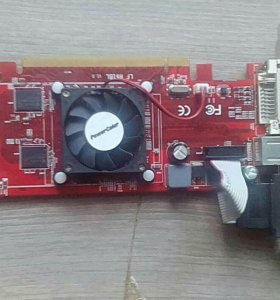 Видиокарта HD 2400 PRO 256MB DDR2