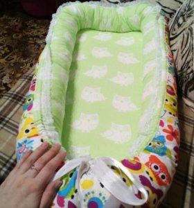 Кокон новый для новорожденных